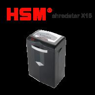 HSM shredstar x15