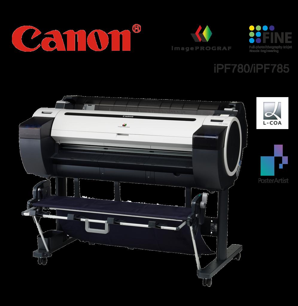 Canon imagePROGRAF iPF780 785