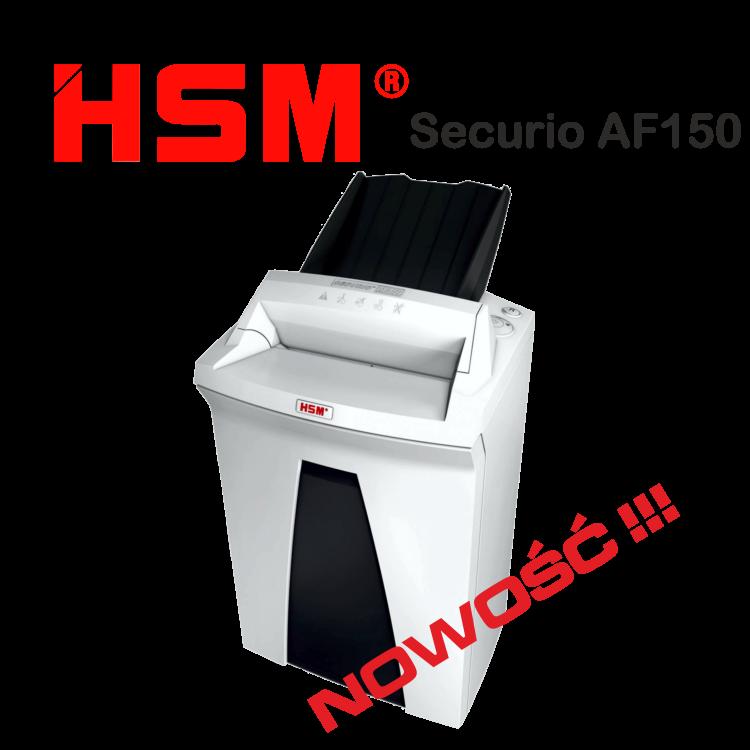 Niszczarka HSM AF150
