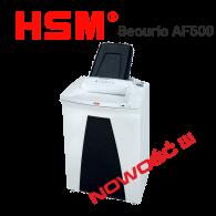 Niszczarka HSM Securio AF500
