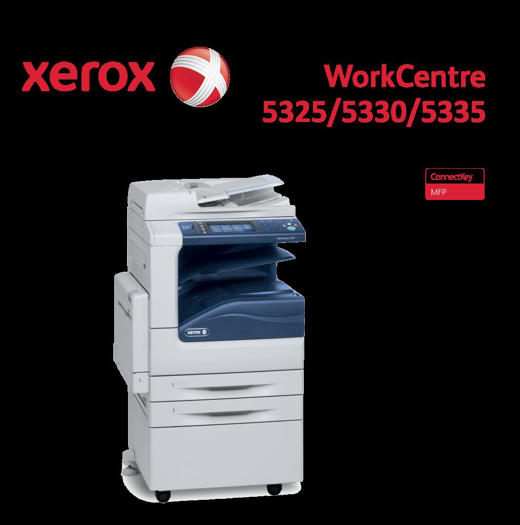 Xerox 5325 5330 5335