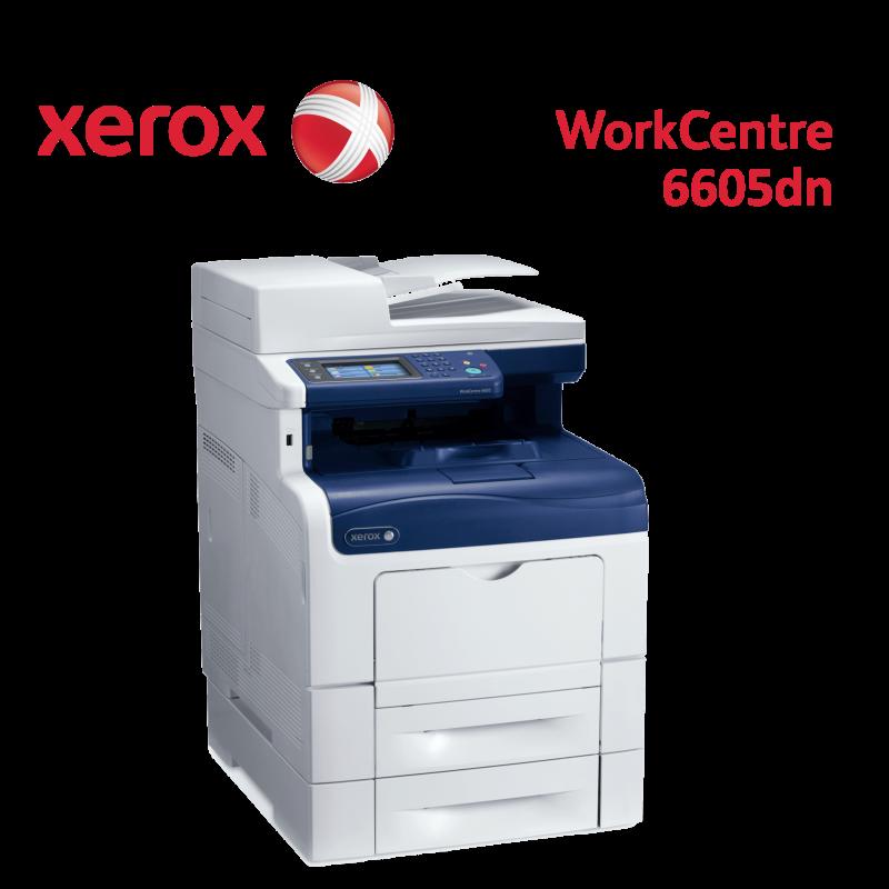 Kserokopiarka Xerox 6605