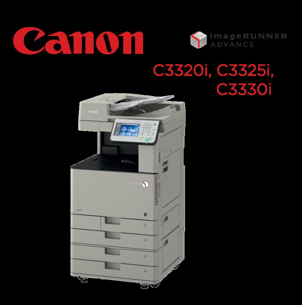 CANON IRA C3320i C3325i C3330i