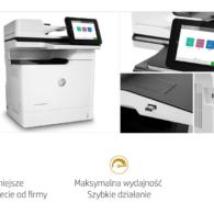 Poznaj drukarki i urządzenia wielofunkcyjne HP LaserJet Enterprise serii 600